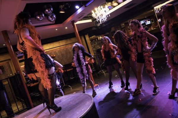 Burlesque Workshop in Leuven