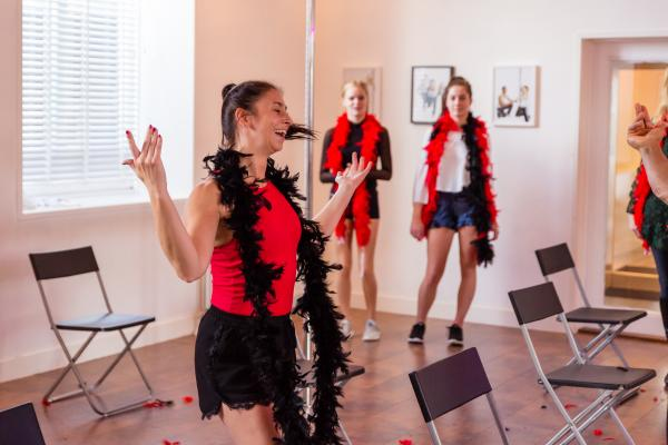 Burlesque Workshop in Leuven